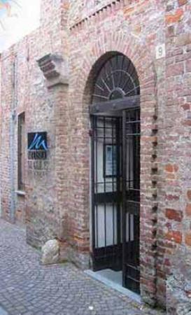 Dronero, Italy: Entrata Museo