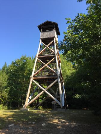 Tuftonboro, NH: Abenaki Tower
