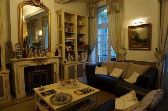 Hotel De Vigniamont: Salon 3