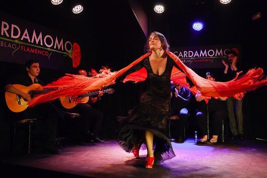 Cardamomo Tablao Flamenco - Aloma de Balma: fotografía de Tablao ...