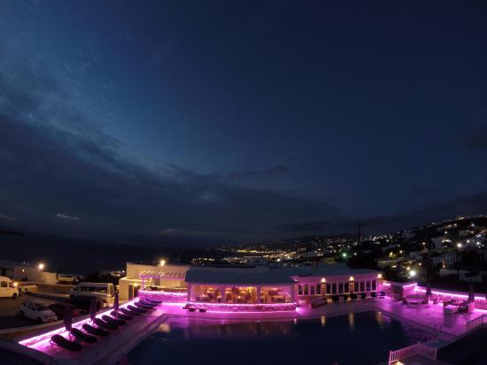 Myconian K Hotels : Mikonian