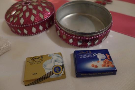 Indisches Restaurant: Etwas Süßes
