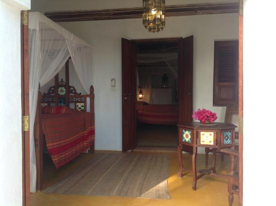 Kijani Hotel: Suite No 11 Rest Room