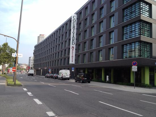 Courtyard Hotel Köln