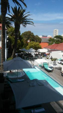 Glen Boutique Hotel & Spa: the pools