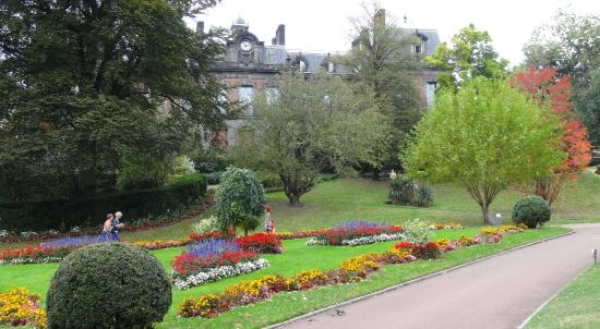 Picture of jardin lecoq clermont ferrand for Jardin lecoq