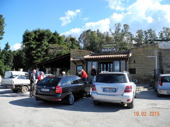 Cerda, Italie : NASCA A BUONFORNELLO Campofelice di Roccella-PA