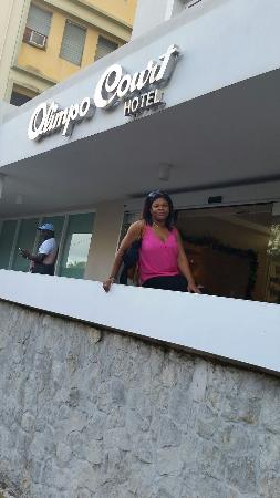 Olimpo Court Hotel: Great great weekend ... enjoyed every minute of my stay at olimpo court...friendly faces ..alway