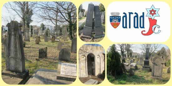 Jewish Neolog Cemetery Arad