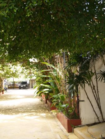 Amara Resort Hua Hin: Aussenbereich