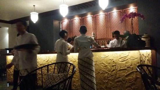 Wonderful Bali fine dining