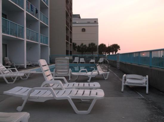 Ocean Breeze Hotel Myrtle Beach Sc