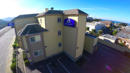 Americas Best Value Inn Hotel Over Luck