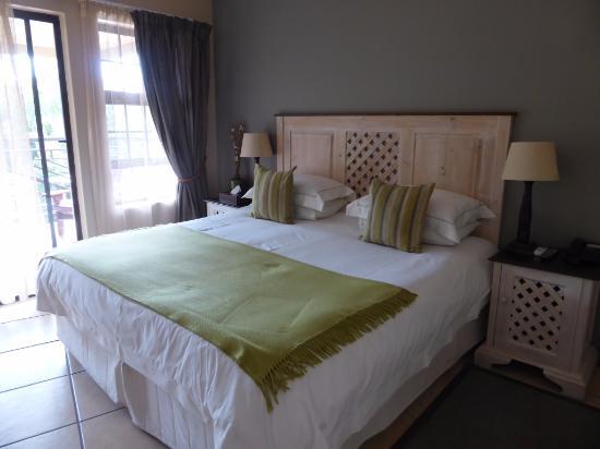 Boulders Lodge & Spa: Bedroom
