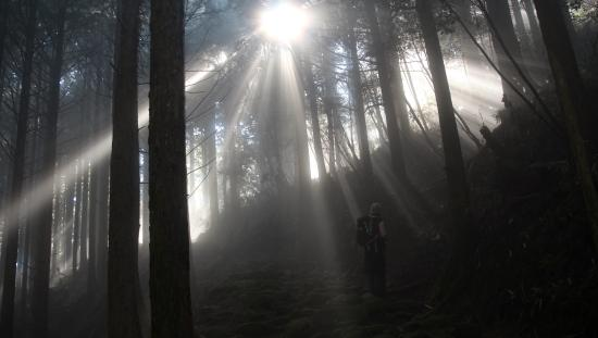 Kinki, Japan: Sunrise Kumano Kodo