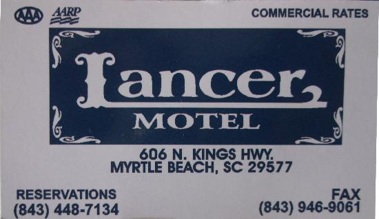 Photo of Lancer Motel Myrtle Beach
