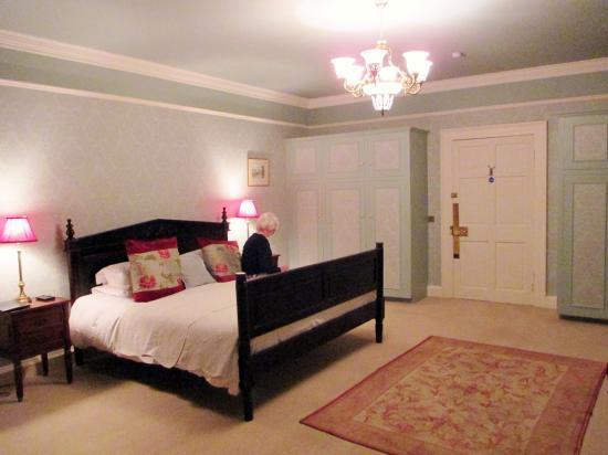Portsoy, UK: Silk room