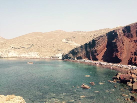 Kreta, Grecja: Black Beach