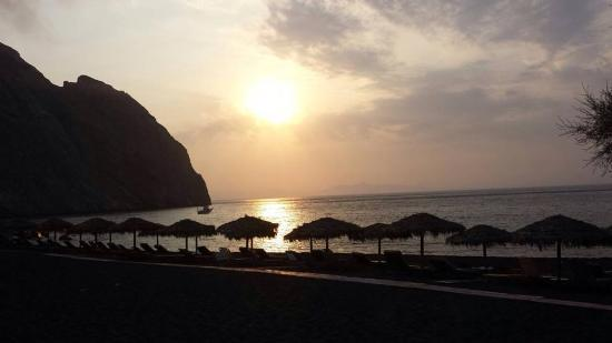 Kreta, Grecja: sunset