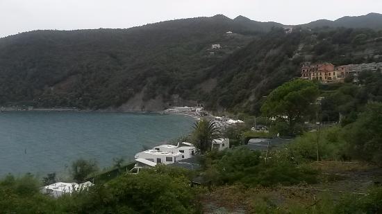 Camping La Secca : View