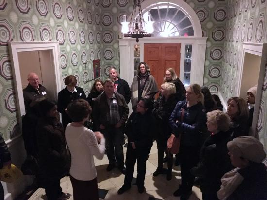 """Dumbarton House : """"Holidays through History"""" Open House Event"""