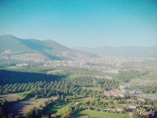 Beçin kalesi surlar - Picture of Becin Castle, Milas ...
