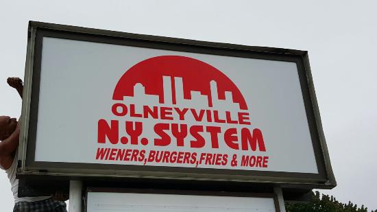 Cranston, RI: Olneyville N.Y. System