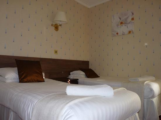 The Park Hotel: Twin Room