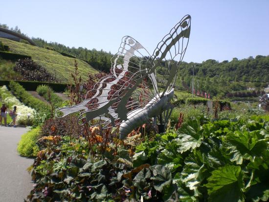 Art Installation Picture Of Eden Project Bodelva