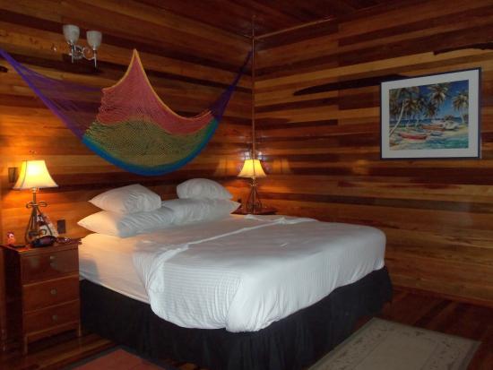 Turneffe Island, Belice: Bedroom Accomodations