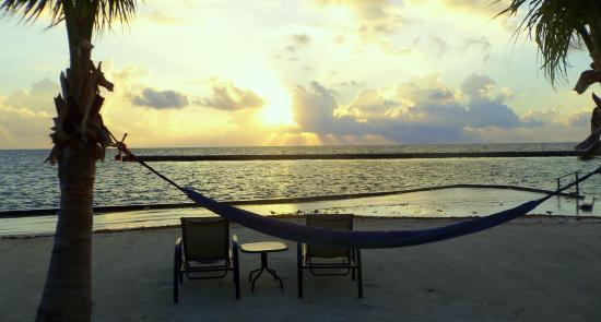 Turneffe Island, Belize: Early Morning Sunrise