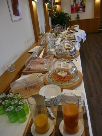 Gasthaus zum Kranz: Frühstücksbuffet