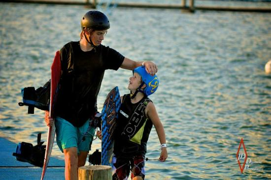 Orlando Watersports Complex : Fun for all ages!
