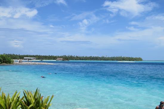 Fanning Island, Republiek Kiribati: Bay