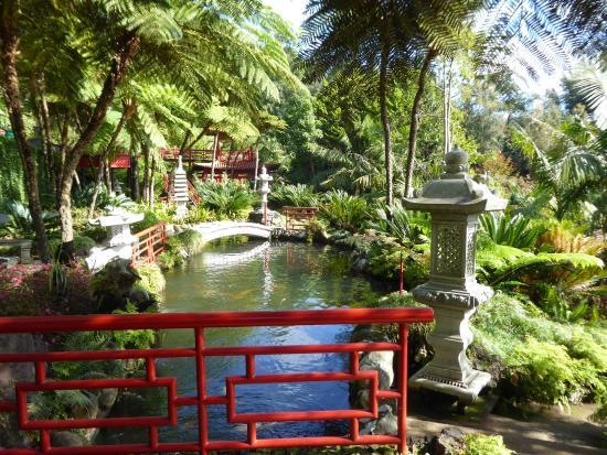 Monte Palace Tropical Gardens   Oriental Garden