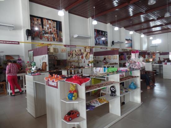 Cristo Rei - Centro De Artesanato do Tapajós