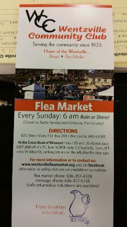 Flea Market In Wentzville Missouri - Flea Market | Antiques