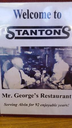 Mr George's Restaurant