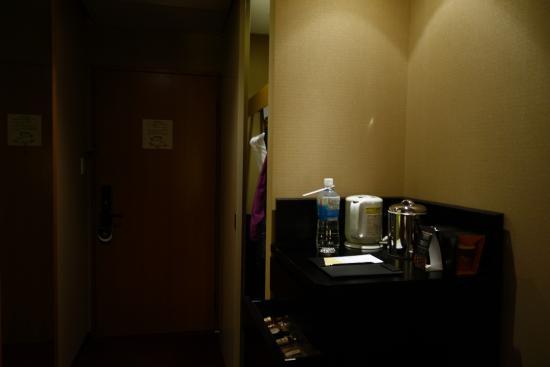 Hotel Granvia Kyoto : room
