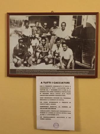 Piozzano, Италия: Trattoria Stella - Caccia alla volpe