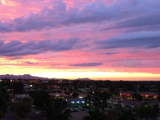 Hilton Tucson East: View from terrace