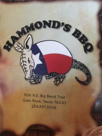 Hammond's B B Q: photo0.jpg