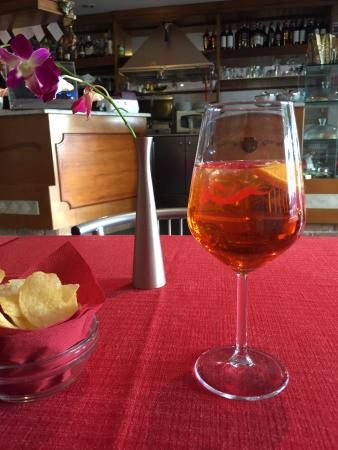 Snack Al Cavallo: Spritz