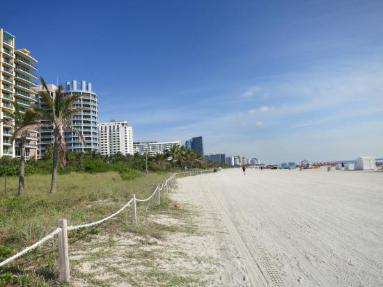 Lummus Park Beach Пляж