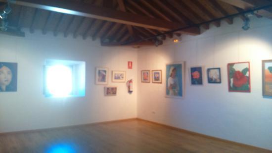 Argamasilla de Alba, Hiszpania: interior