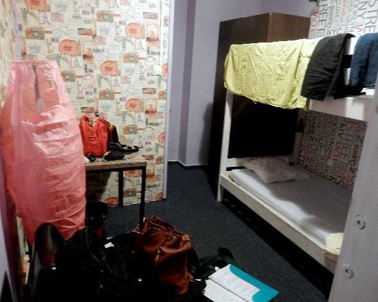 WDj Hostel : Pokoik