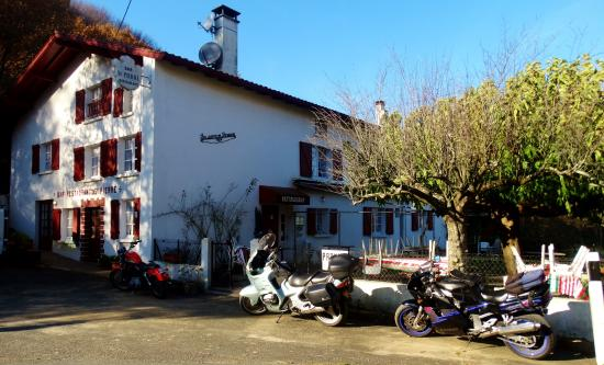 Itxassou, Frankrike: 6 décembre 2015