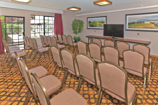 Napa Winery Inn: Vineyard Room -Meeting Room