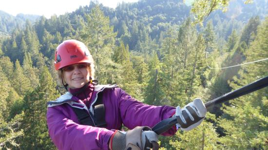 Sonoma Canopy Tours: Zip fun!