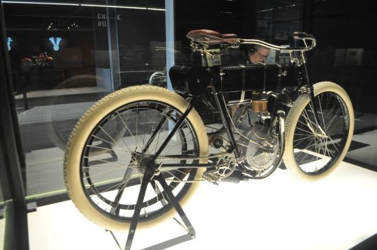 1903 picture of harley davidson museum milwaukee for Iconic motors tempe az